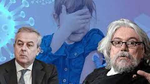 Vaccino Covid ai bambini, Meluzzi