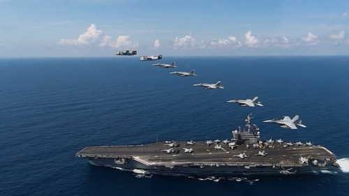 militari Usa a Taiwan