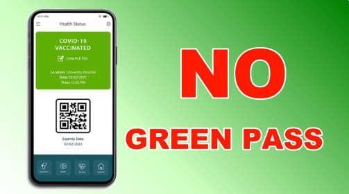 fermare il green pass