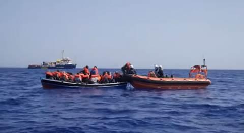 prelevati 800 migranti