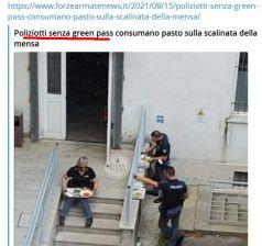 polizia mensa