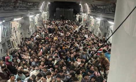 2000 rifugiati afghani in Usa
