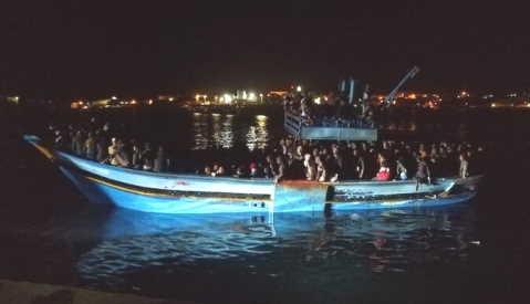 sbarcati 60 turchi