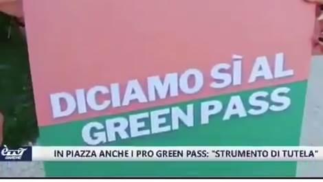 sì green pass