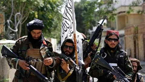 armi Usa in mano ai Talebani