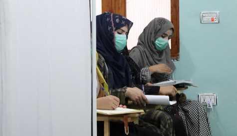 visto per gli studenti afghani
