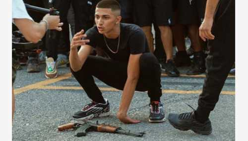 rapper Baby gang
