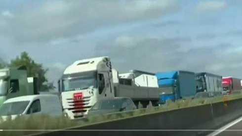 camionisti contro il Green pass
