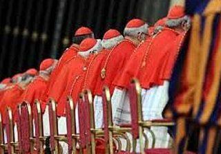 cardinali vaccinati e contagiati