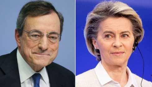 Draghi Ursula