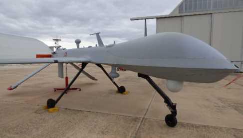 fabbrica di droni