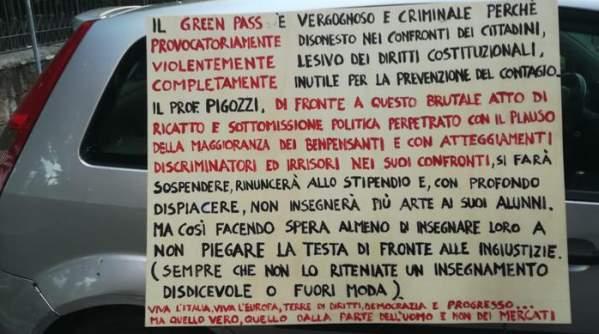 green pass vergognoso
