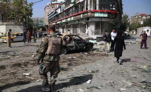 raid usa a Kabul