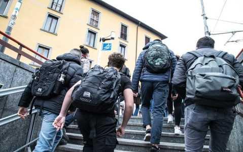 scuola bidelli in sciopero contro il Green pass