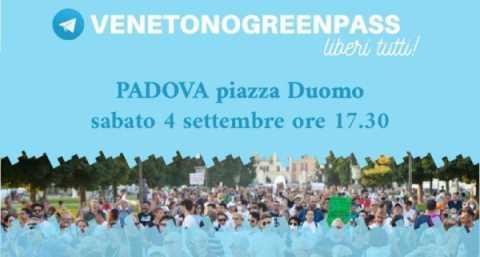 Veneto non green pass