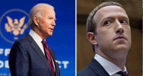 Zuckerberg ha speso 419 milioni per favorire Biden