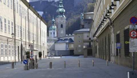 Austria lockdown per i non vaccinati