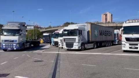 portuali Trieste