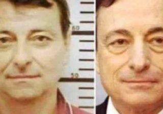 paragona Draghi a Cesare Battisti