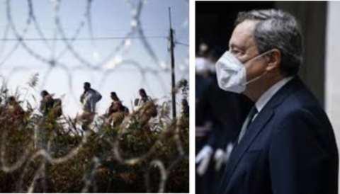 Draghi confini della UE