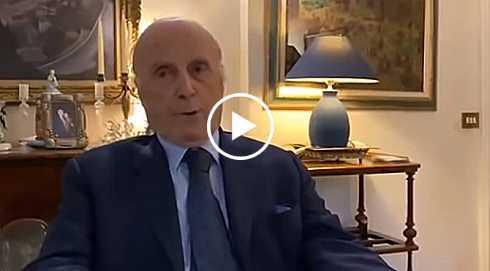 Paolo Maddalena spiega chi è Mario Draghi