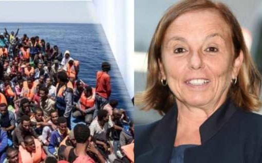367 migranti a palermo