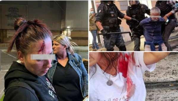 coisp polizia violenze roma