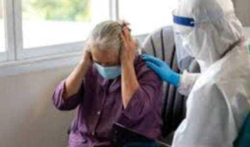 Focolaio tra anziani vaccinati