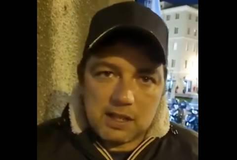 Stefano Puzzer non venite a Trieste